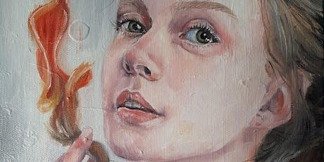 """Essence"" Art Exhibition. 100 portraits in 100 days. tickets"