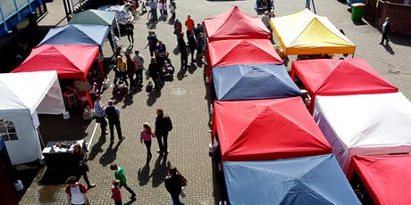 Chatham Intra Boot Fair - Arts, Vintage, Craft, Antique & Second-hand tickets