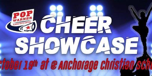 2019 Pop Warner Cheerleading Showcase