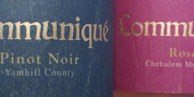 Communique Wine Dinner at The Vintage