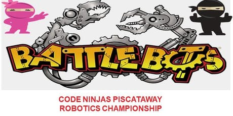 Code Ninjas Piscataway - Robotics Competition tickets