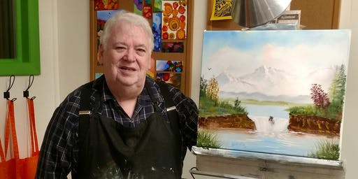 Landscape Oil Painting with Artist Bill Barker