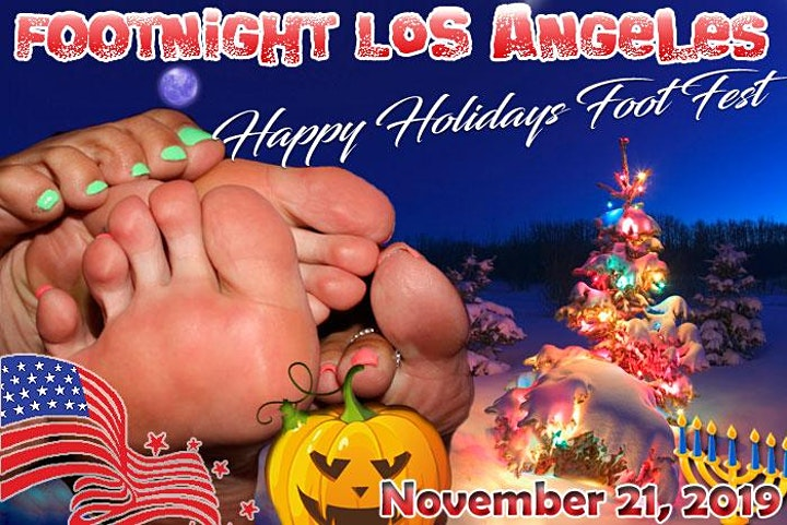 FN International - November 21st  Footnight Los Angeles image
