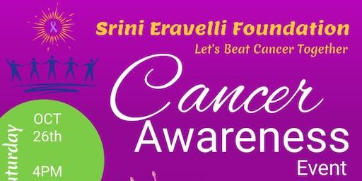 Srini Eravelli Foundation: Cancer Awareness Event