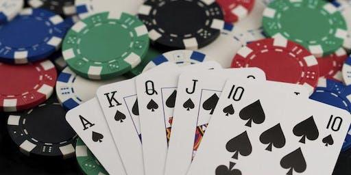 Poker and Monday Night Football