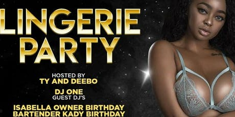 Lingerie Birthday Bash! (Scorpio Season is in Full Effect) tickets
