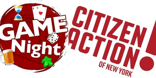 Citizen Action Buffalo Game Night Membership Kickoff Event