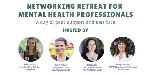 Networking Retreat for Mental Health Professionals