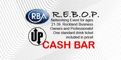 Networking Event - Includes Drink Ticket - REBOP