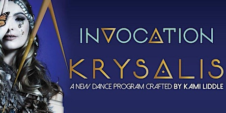 KRYSALIS: Invocation 2020: A Contemporary Fusion Belly Dance Intensive with Kami Liddle tickets