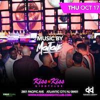 DJ Montone at Kiss Kiss  Free Guestlist - 10/17/2019