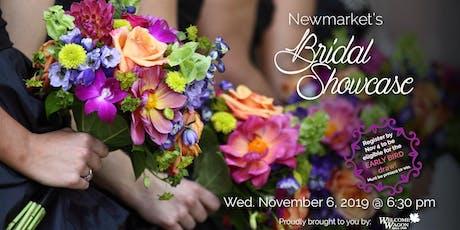 Newmarket/Aurora Bridal Showcase - Fall 2019 tickets