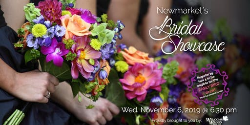 Newmarket/Aurora Bridal Showcase - Fall 2019
