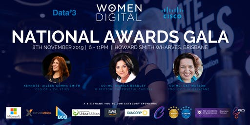 Women in Digital Awards Night