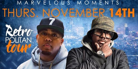 Marvelous Moments with Skyzoo and Elzhi in LA  tickets