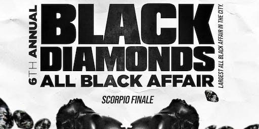 Black Diamonds All Black Affair 6th Annual