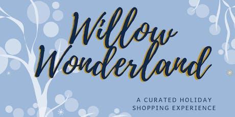 Willow Wonderland tickets