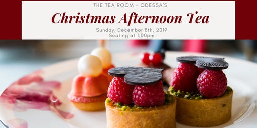 Christmas Afternoon Tea