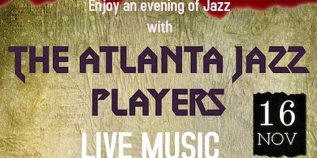 The Atlanta Jazz Players tickets