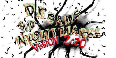 Dreams & Nightmares Vision 2020 Halloween tickets