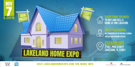 Lakeland Home Expo tickets