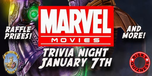 Marvel Movies Trivia Event