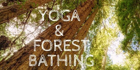 Yoga & Forest Bathing tickets