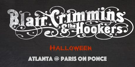 Halloween party at Paris On Ponce! tickets
