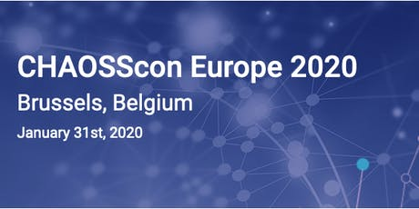 CHAOSScon Europe 2020 tickets