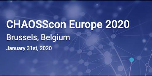 CHAOSScon Europe 2020