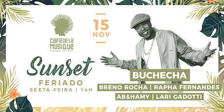 Sunset Cafe  15/11 - Café de La Musique Floripa ingressos