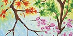 Changing Seasons - Beginners Welcome byob/w