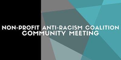 Non-Profit Anti-Racism Coalition Community Discussion