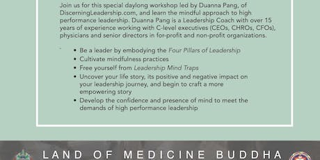 Mindful Leadership Daylong tickets