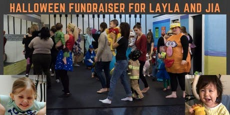 Halloween Party Fundraiser for Layla and Jia  tickets