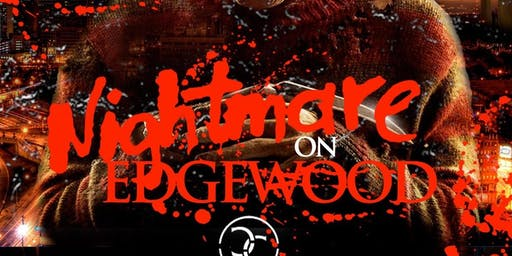 NIGHTMARE ON EDGEWOOD! Halloween Costume Party! Best costume wins cash! LIVE ON ROOFTOP! Oct 31st @ CAFE CIRCA! RSVP NOW!