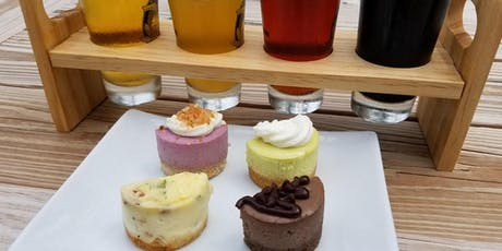 Cheesecake & Beer Pairing tickets