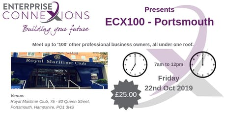 ECX100 - Portsmouth tickets