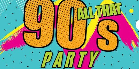 All That 90s Party tickets