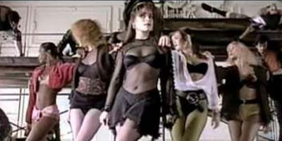 Paula Abdul: learn Cold Hearted dance in 8 wks & perform at a packed club