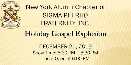 Holiday Gospel Explosion tickets