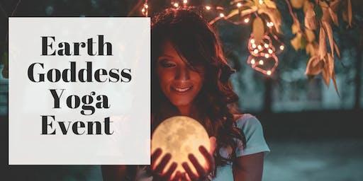 FREE Earth Goddess Yoga Class