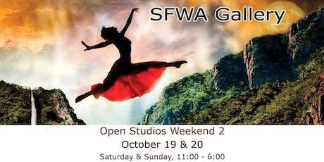 SFWA OPEN STUDIOS & RECEPTION- OCT 19 & 20 tickets