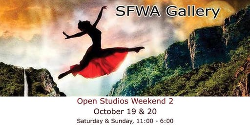SFWA OPEN STUDIOS & RECEPTION- OCT 19 & 20