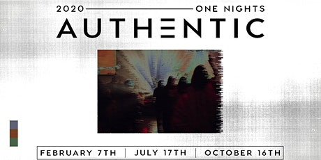 Authentic One Night In Person tickets