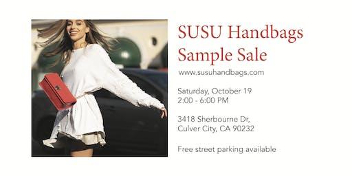 SUSU Handbags Sample Sale