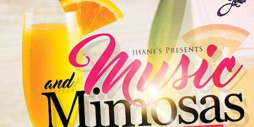 Sunday Brunch - Music and Mimosa's