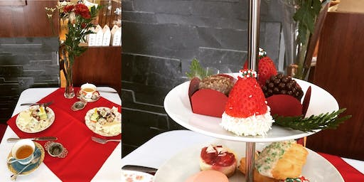 Christmas Afternoon Tea Dec 15 (Vegan, Gluten-Free Options!)