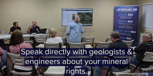 Free Mineral Rights Educational Event