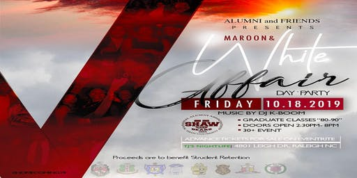 Homecoming: Maroon and White Affair by Alumni and Friends